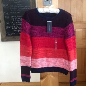 Tommy Hilfiger Cotton Sweater, NWT!